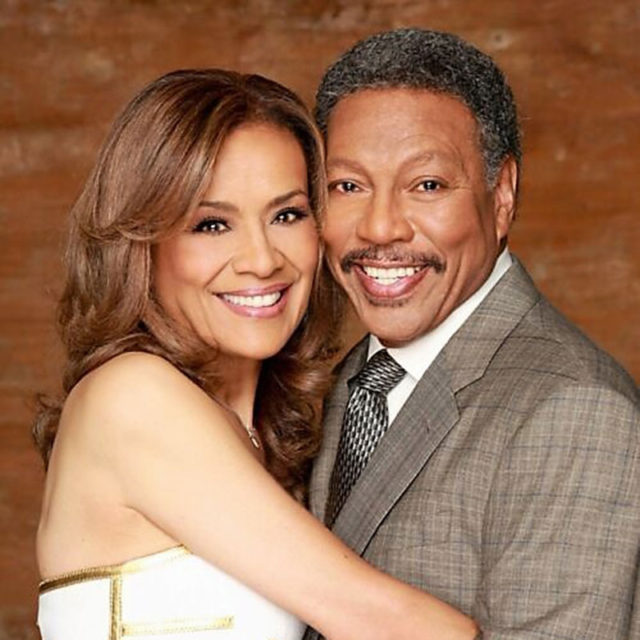 Marilyn McCoo and Billy Davis, Jr. celebrate 50 years of good love